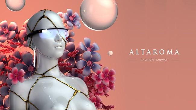 Altaroma la settimana della moda è digitale e trasmette da Cinecittà