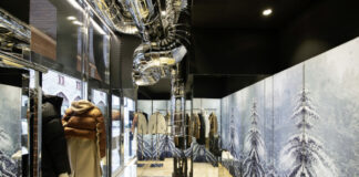 Burberry inaugura un pop-up store a Saint Moritz