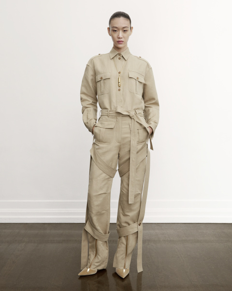 Burberry's New Autumn/Winter 2021 Pre-Collection celebrates the outdoors
