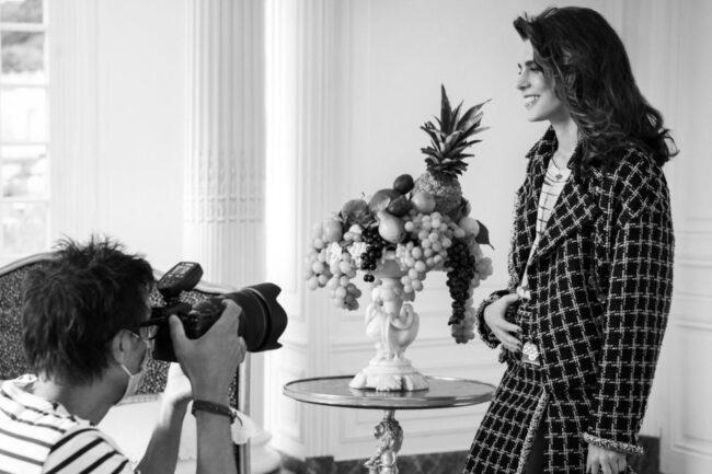 Charlotte Casiraghi nuova testimonial Chanel