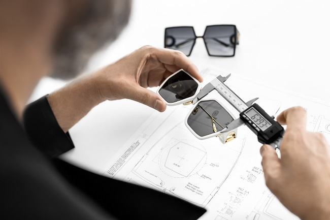 Dior presents The savoir-faire behind the Dior sunglasses