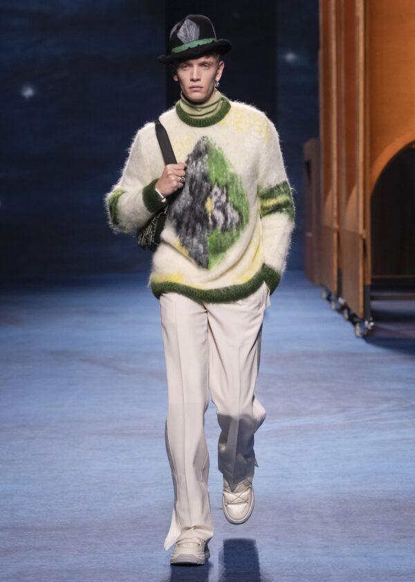 Dior Men Fall 2021 Menswear Collection