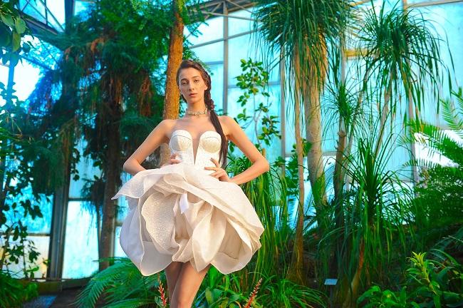 La Métamorphose CoutureCollection SS21 « Fleurs de Ville »