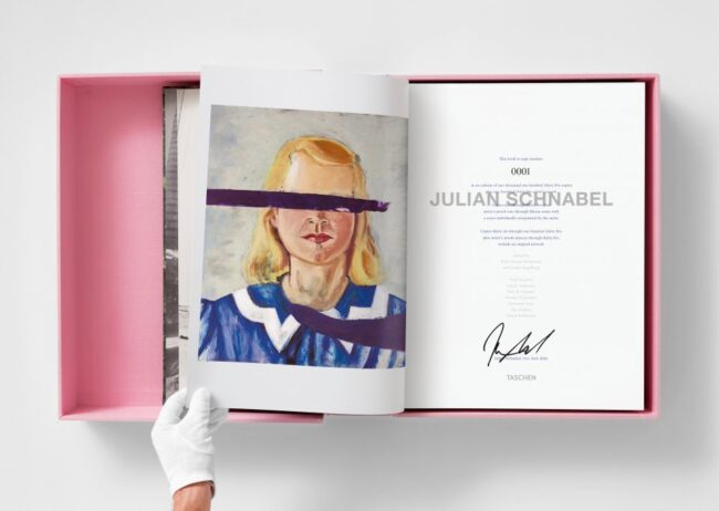 The art of Julian Schnabel