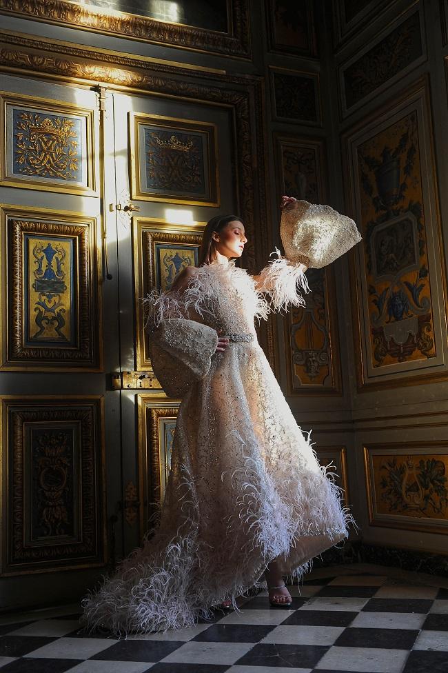 Ziad Nakad Couture ParisSS21