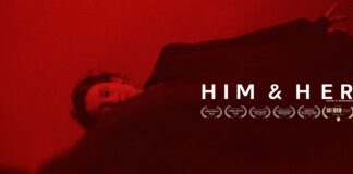 Him & Her - An Anti-Valentine Love Story by Daria Geller