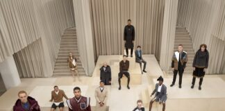 'Escapes': Burberry Autumn/Winter 2021 Menswear