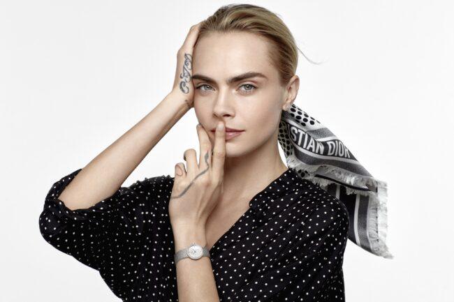 D De Dior x Cara Delevigne