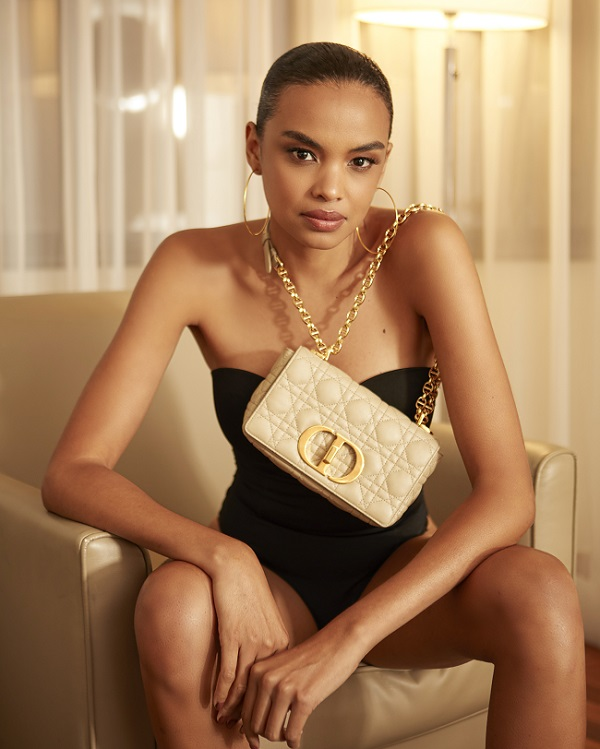 Dior presents the Stars' New Icon: The #DiorCaro Bag