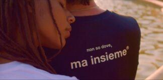 Non So Dove, Ma Insieme. A film directed by Luca Finotti for Italian label MSGM