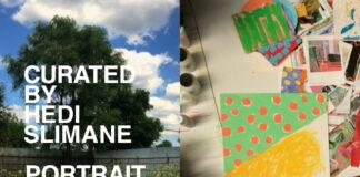 Celine Homme - Tyson Reeder Collaboration