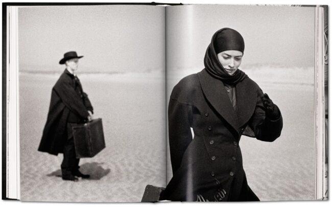 Lindbergh and Alaïa: The Love of Black