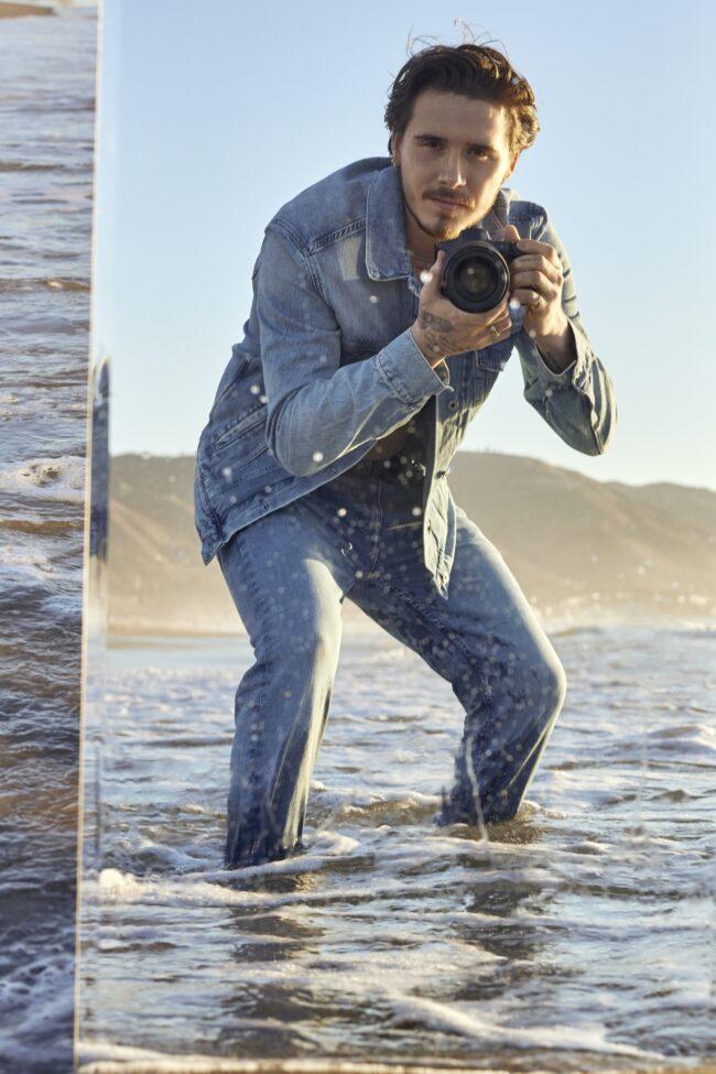 Brooklyn Beckham per Pepe Jeans
