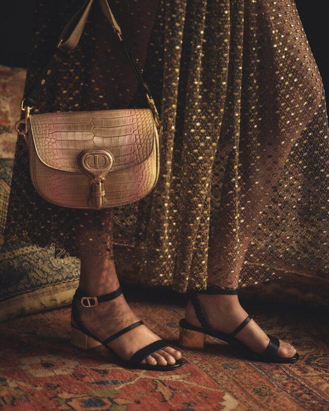 The Dior Gold Capsule