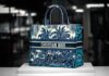 Dior Book Tote Palms Savoir-Faire fashionpress.it