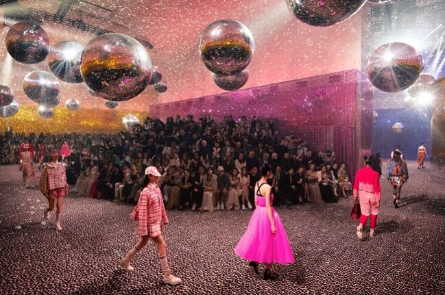 Dior unveils the Pre-Fall 2021 Collection in Shanghai Fashion Week