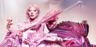 Dom Pérignon x Lady Gaga fashionpress.it