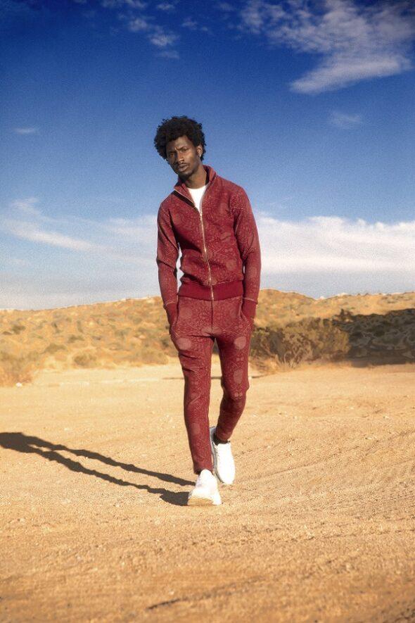 Joe Yellino presenta la nuova collezione di tracksuit luxury