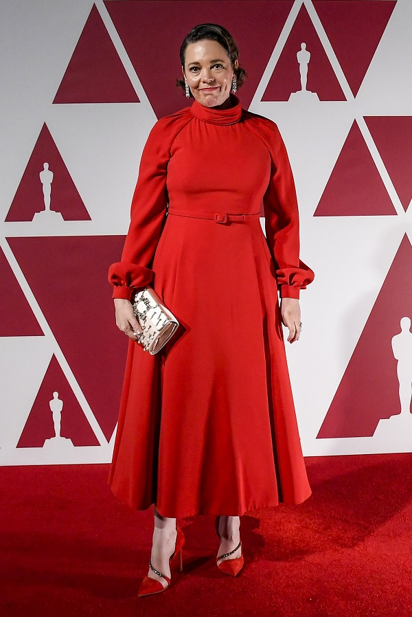 Dior presents the Celebrities at the 93rd Annual Academy Awards