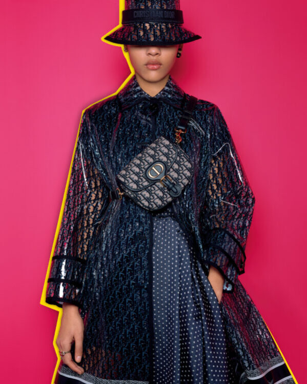 Pop Art meets Paris for Dior Fall 2021by Maria Grazia Chiuri