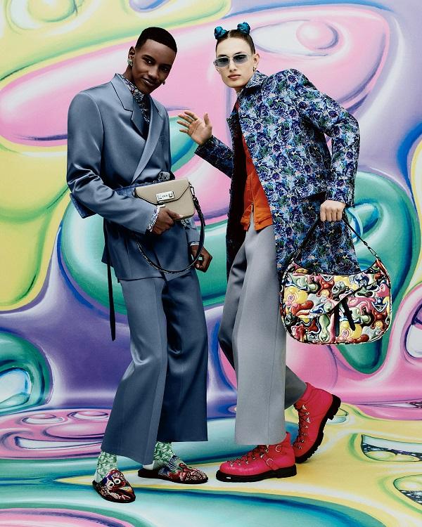 Dior Men's Fall 2021 Campaign by RafaelPavarotti