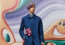 Dior Men's Fall 2021 Campaign by Rafael Pavarotti