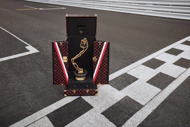 Louis Vuitton crea il Travel Case ufficiale per il Trofeo del Grand Prix de Monaco™ di Formula 1
