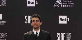 Dior presents Pietro Castellitto - 66th David di Donatello Awards
