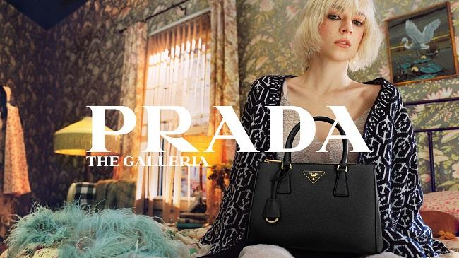 La borsa Prada Galleria