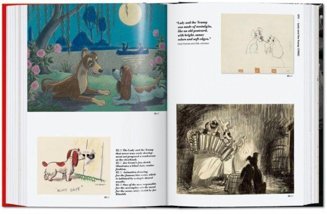 Taschen Releases Walt Disney Film Archives Book