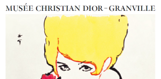 Dior presents the Dior and Roses Exhibition and Book