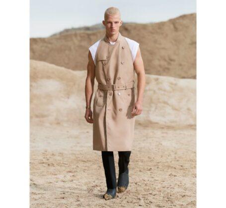 London: Burberry SS22 Menswear presentation