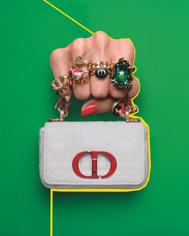 The Dior Micro-Bag Challenge