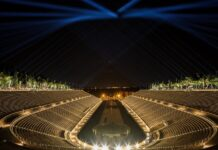 Dior Channels Olympic Spirit forCruise2022 Show in Greece