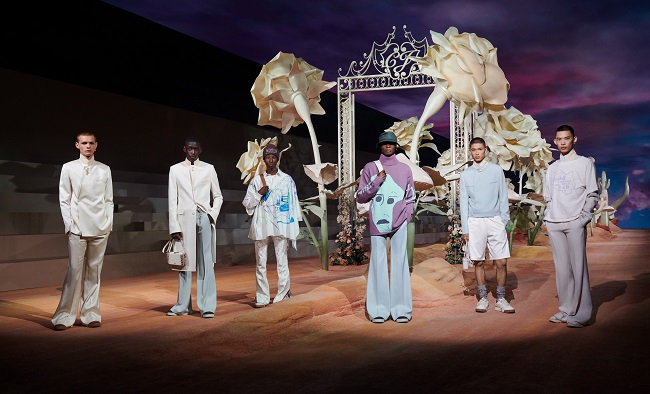 Dior presents the Dior Summer 2022 Men's Collection
