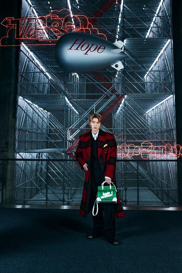 Collezione UomoLouis Vuitton byVirgil AblohAutunno-Inverno 2021