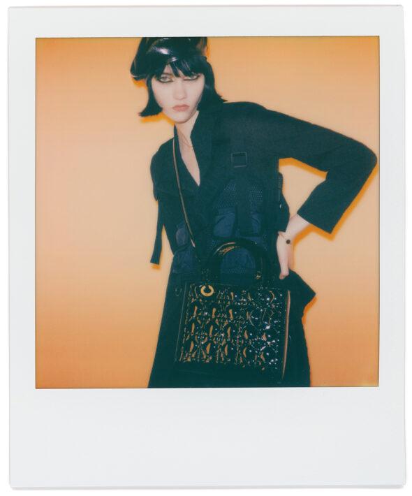 Lady Dior Ultra Glossy Bag