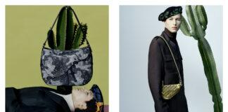 Dior Winter 2021 Campaign Spotlights Peter Doig Work