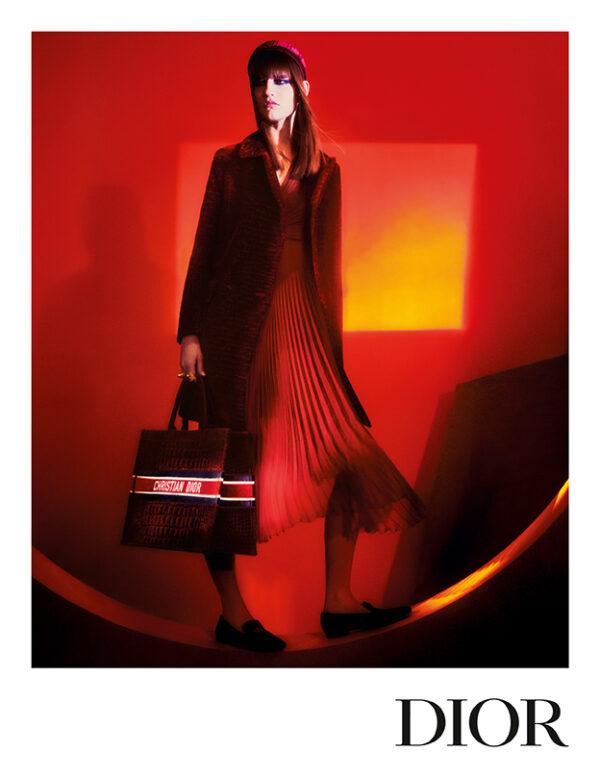 Dior Autumn-Winter 2021-22 Collection Campaign