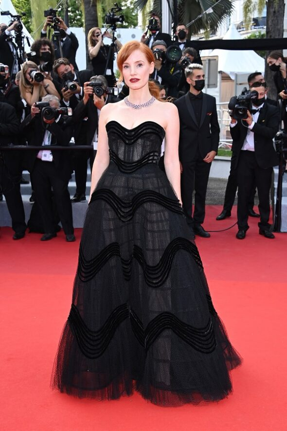 Dior Cannes - Opening ceremony74th Cannes Film Festival