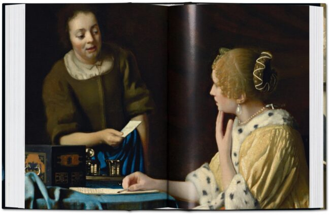 Vermeer's Infallible Eye