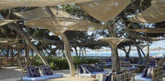 Burberry TB Summer Monogram takes over Casa Jondal in Ibiza