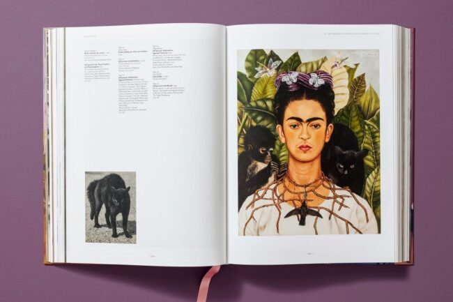 The Pain and Passion of Frida Kahlo in an XXL edition