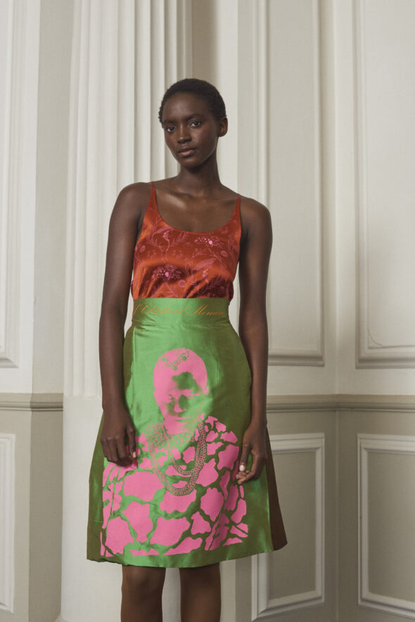 Sindiso Khumalo SS22 Digital Fashion Show