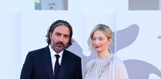 Dior presents the Celebirities dressed in Dior to the 78th Venice Film Festival Opening