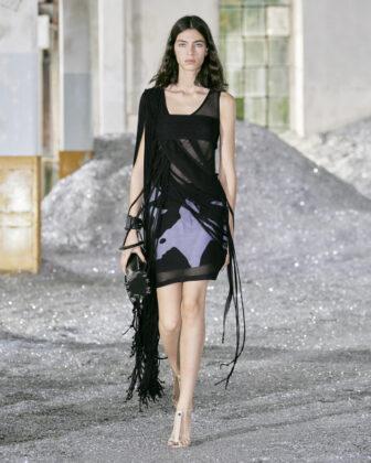 'Animal Instinct' Burberry SS2022 Womenswear