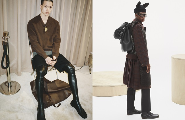 Burberry reveals its Fall/Winter 2021 Campaign