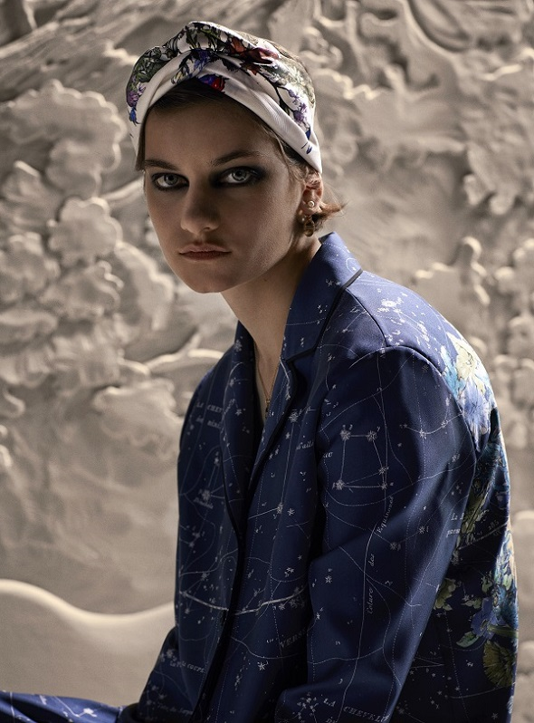 Dior Chez Moi line, a new Loungewear Collection
