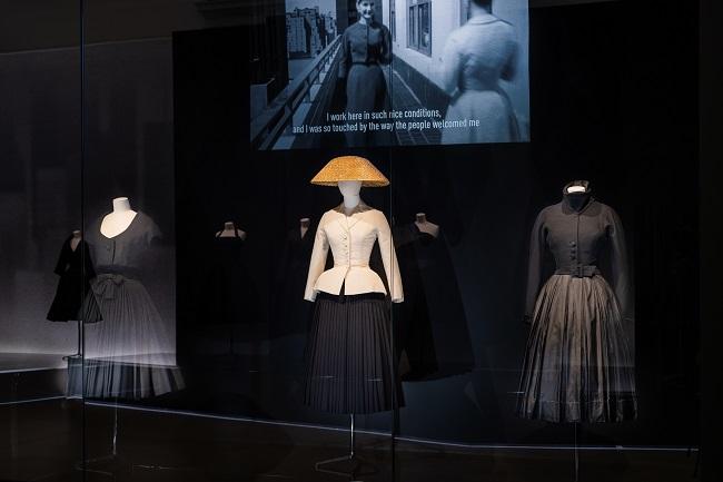Christian Dior: Designer of Dreams Brooklyn Exhibition