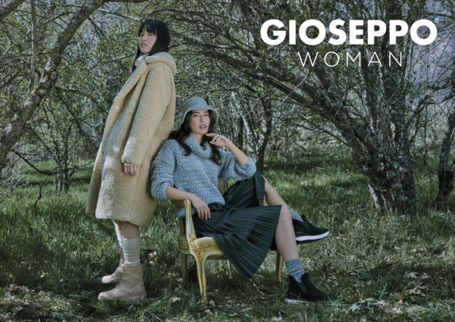 """Gioseppo Woman FW21: """"Our Planet, Our Home"""""""